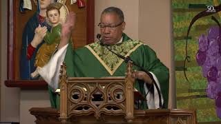 The Sunday Mass Homily – 11/15/2020 – 33rd Sunday of Ordinary Time