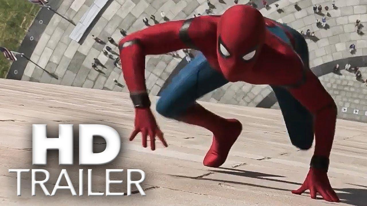 Spiderman Homecoming Kinostart