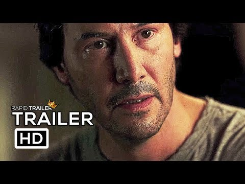 REPLICAS Official Trailer (2018) Keanu Reaves Sci-Fi Movie HD