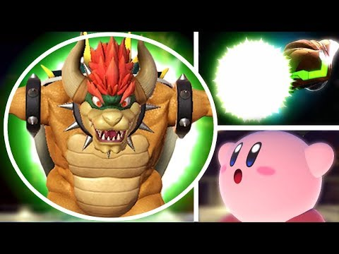 What Will Happen if I Use All Final Smashes on 'Galeem' in Super Smash Bros Ultimate?