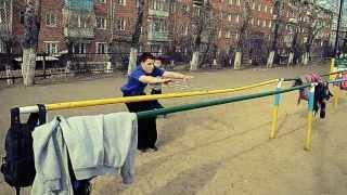 Тренировка с травмой)