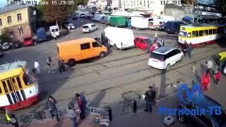 Эпичное Видео! СтопХам Жестко Наказал Бы Эту Героиню Парковки