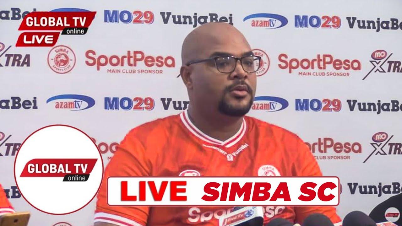 Download 🔴#LIVE: SIMBA SC  WATANGAZA  'ITS NOT OVER' KUELEKEA MCHEZO WAO WA JUMAPILI DHIDI YA JWANENG GALAXY!