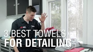 3 Best Towels For Detailing | Autoblog Details
