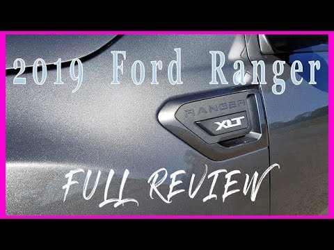 2019 FORD RANGER First Test Drive | Walk around | FULL review