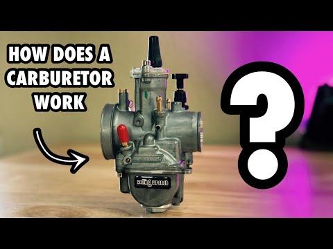 HOW DOES A CARBURETORS WORK: Full Explanation