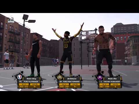 "99 Overall 6'10 Point Forward ""PURPLE ANKLE BREAKER"" NEW GOD FLOW"