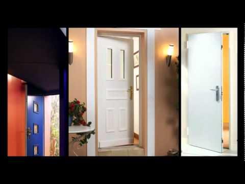 pr sentation de la gamme de portes blind es fichet youtube. Black Bedroom Furniture Sets. Home Design Ideas