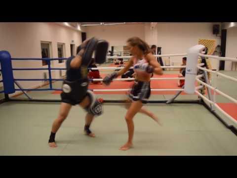 Borlänge Kampsport Thaiboxning