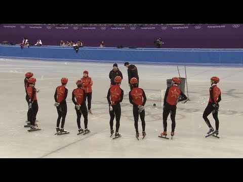 Chinese Young Debuting Athletes Give Impressive Performance at Winter Olympics
