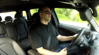 2013 Mini Countryman John Cooper Works - JCW - Video Review and Test Drive