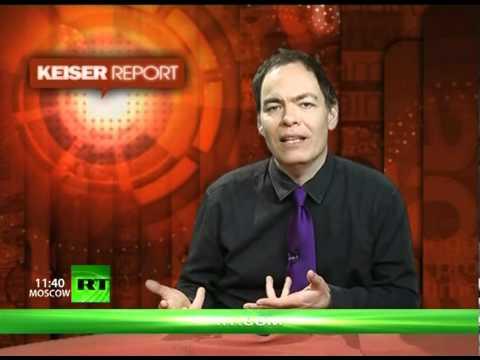 Keiser Report - Silver Revolt - 'Crash JP Morgan' Goes Viral! (E97)