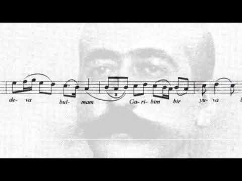 Gamzedeyim deva bulmam - Müzeyyen Senar (with notes)