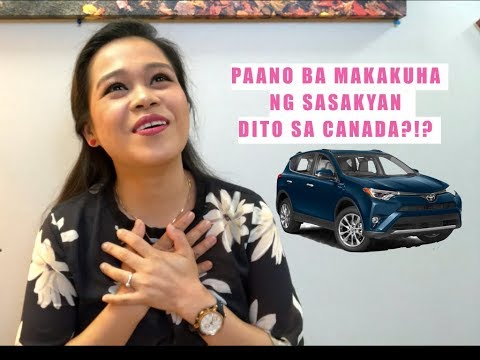 BUYING YOUR FIRST CAR IN CANADA I PINOY IN CANADA