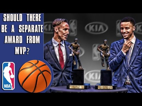 Should the NBA have an award separate from MVP?