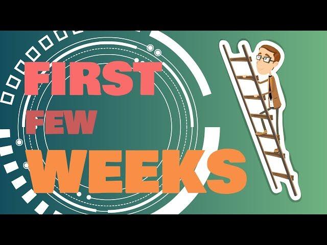 First Few Weeks