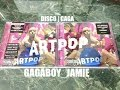 Lady Gaga: ARTPOP Foil Singapore Deluxe & Standard Edition Unboxing/ Review
