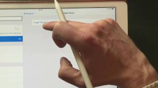 iOS 10.2  Apple Pencil Not Working - Solution