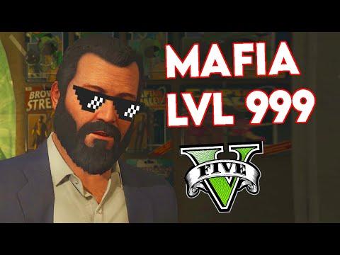 Michael, The Real Boss of GTA V 😈