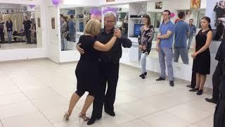 Открытый урок Аргентинского танго в Caminito