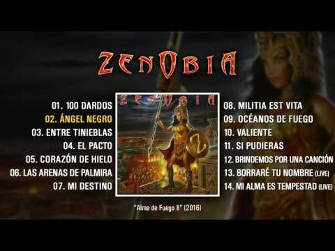 """ZENOBIA """"Alma de Fuego II"""" (Álbum completo)"""