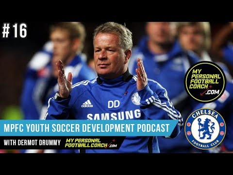 MPFC Youth Soccer Player Development Podcast Episode 16 Dermot Drummy