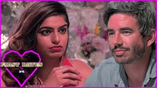Nick Reveals Parents Both Married 3 Times | First Dates Hotel