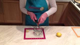 Pampered Chef Microplane Zester not just for Lemons!!!