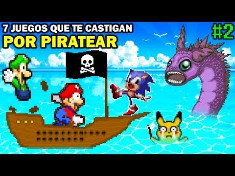 7 Videojuegos que te Castigan por Piratear (Parte 2)