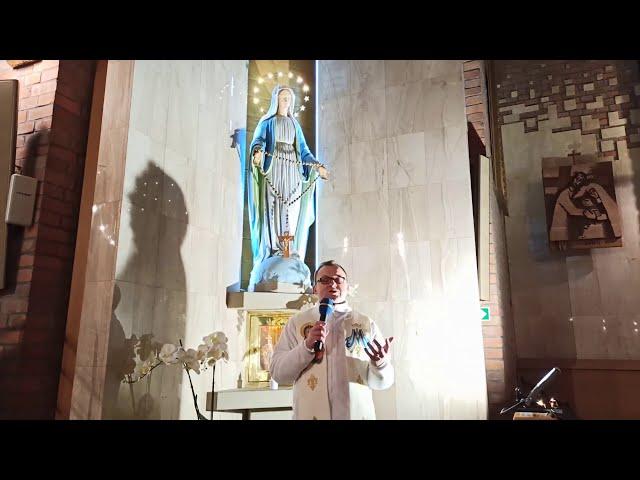 Uroczystość Niepokalanego Poczęcia Maryi - 8 grudnia 2020 - Parafia św. Antoniego w Zduńskiej Woli