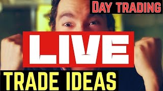 Trade Ideas Scanner Live for Day trading Stock Market