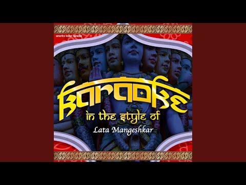 Lag Ja Gale (Karaoke Version)