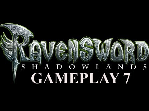RAVENSWORD 2 SHADOWLANDS GAMPLAY 7 - The Crags and Cribbons