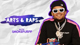 "Smokepurpp Explains ""Esketit"" to Kids | Arts & Raps"