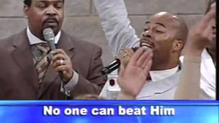 JJ Hairston - Jesus Reigns at The Potter