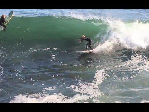 Santa Cruz, California Surfing Steamer Lane