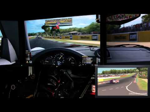 iRacing   GT3 Challenge @ Mount Panorama Circuit (Bathurst)