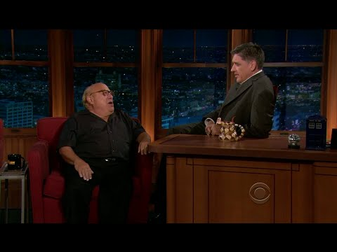 Late Late Show with Craig Ferguson 9/14/2011 Moulin Rouge, Danny DeVito, Olivia Munn