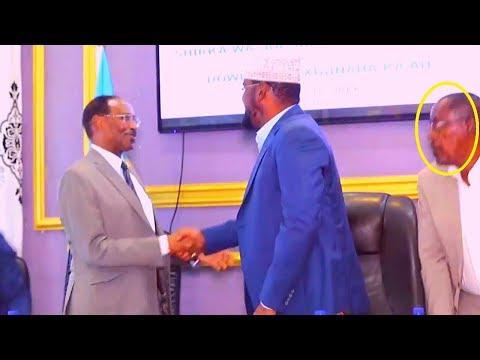 Maxaa Kala Qabsaday Wasiir Bayle Iyo Md Ahmed Madoobe | Shirkii Maaliyada Ee Kismayo.