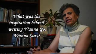 """Wanna Go. Wanna Stay"" Interview with Maria J. Scott"