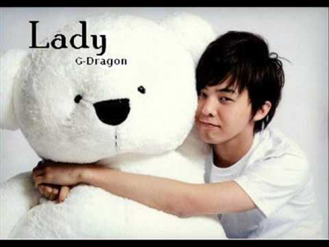 G-Dragon - Lady (GD Version) (w/ Mp3)