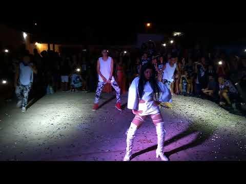 Gincana ação jovem apresentação - Major Lazer - Sua Cara (feat. Anitta & Pabllo Vittar)