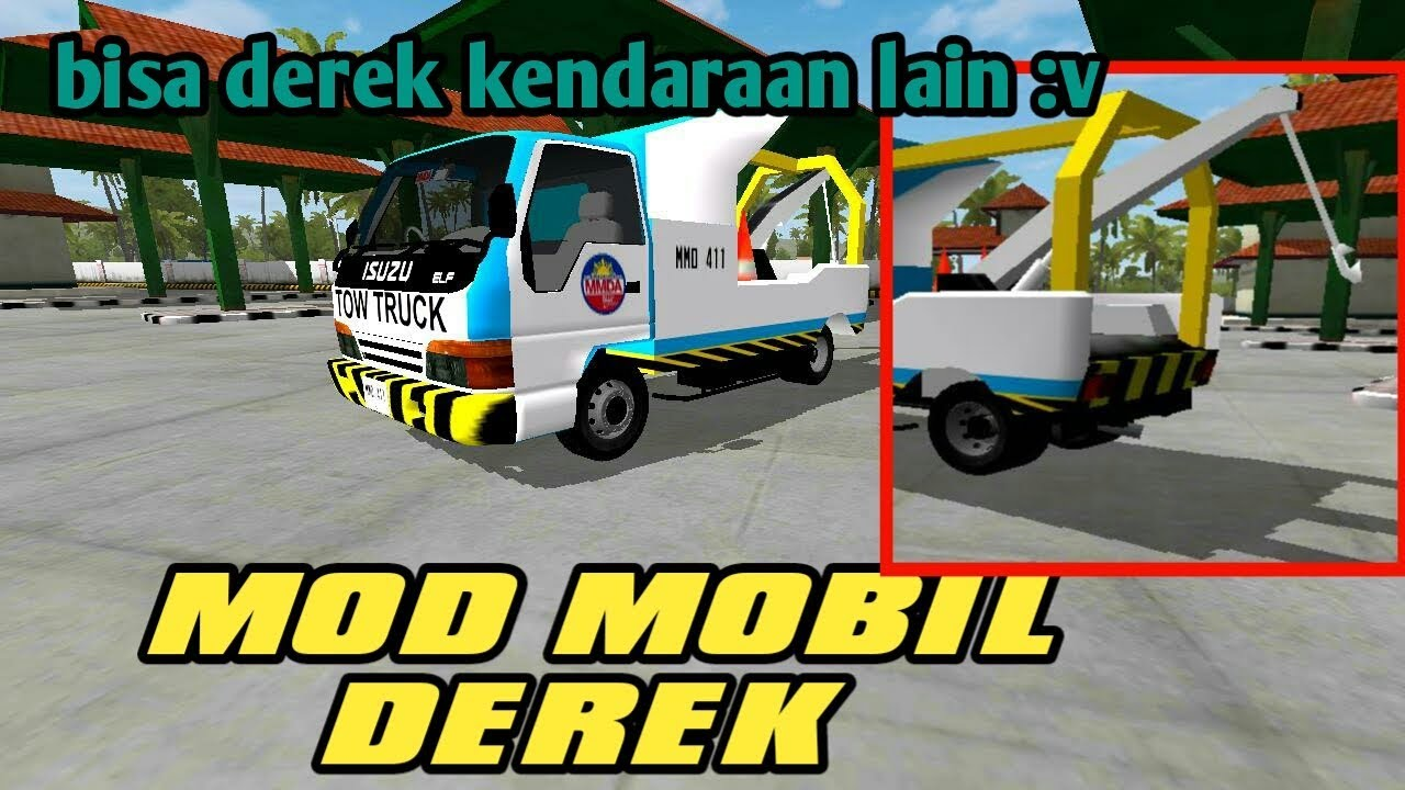 770 Koleksi Mod Mobil Derek Bussid Gratis Terbaik