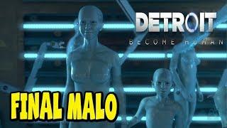Para mi uno de los peroes finales de Kara completo de Detroit Becom...