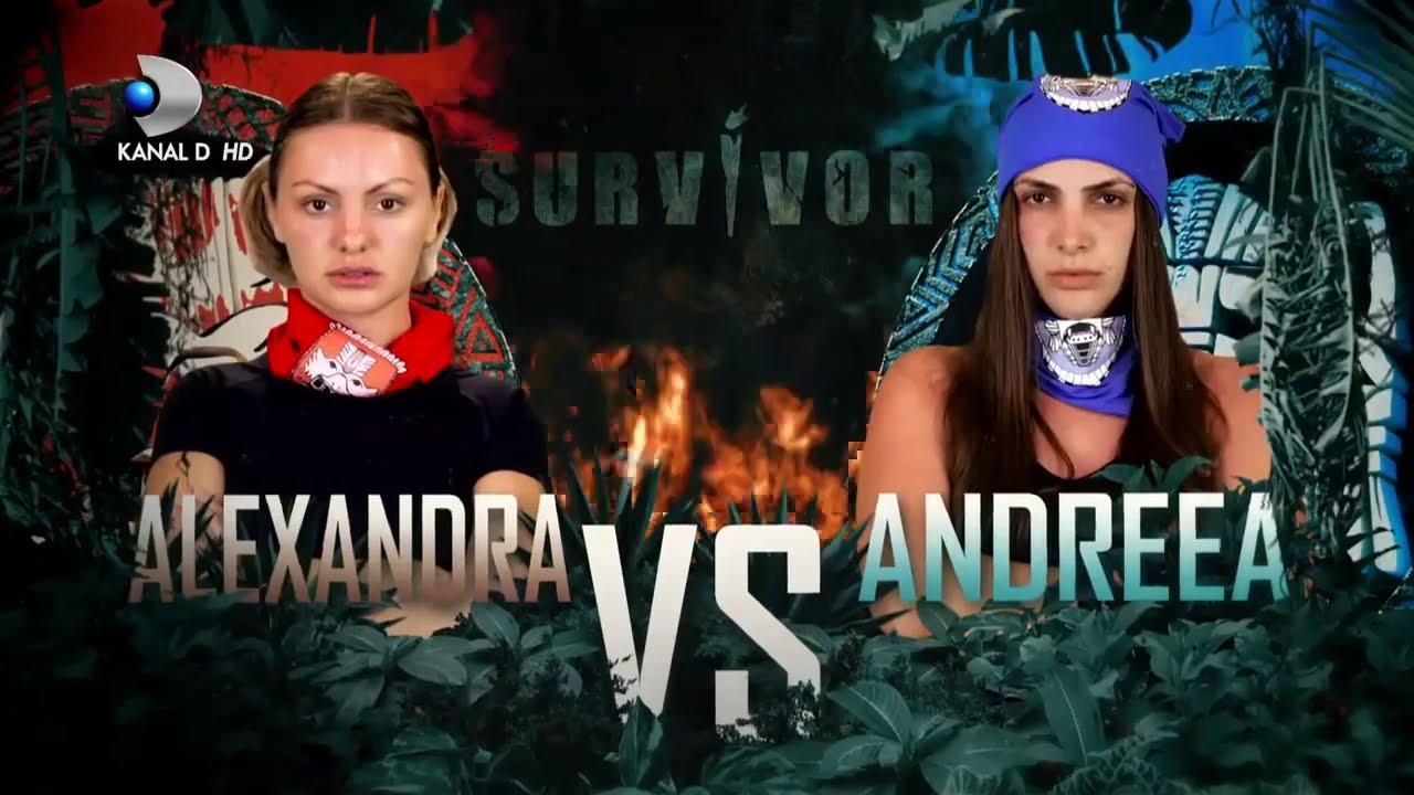 Download Alexandra Stan vs Andreea: Prima VICTORIE la #Survivor 2021 I @Kanal D Romania