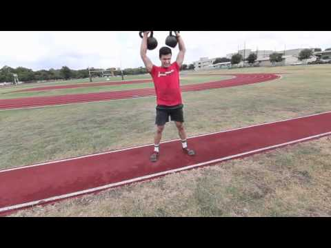 CrossFit - WOD 120624 Demo With David Deleon (Extended Version)