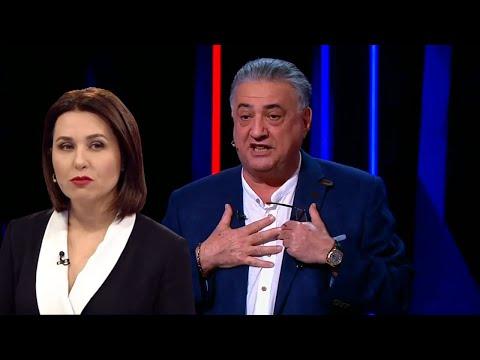 Багдасаров обругал ведущую ток-шоу Право на владу Наталью Мосейчук, оскорбившую Медведчука и Путина