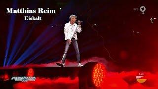 Matthias Reim - Eiskalt (Schlagerboom 02.11.2019 in Dortmund)