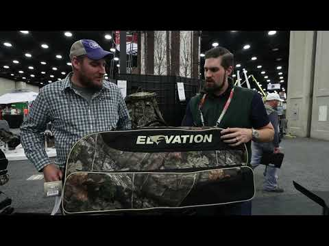 Elevation Bow Cases and Packs - ATA Trade Show 2019