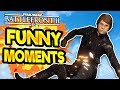 Star Wars Battlefront 2 Funny Moments Montage [FUNTAGE] #22 - Funny Campaign